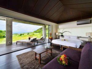 観光スポット周辺で1番のおすすめホテル ムカカヴィラ古宇利島沖縄