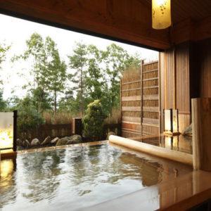 草津温泉湯宿・季の庭(ときのにわ)