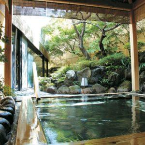 ラフォーレクラブ伊東温泉湯の庭