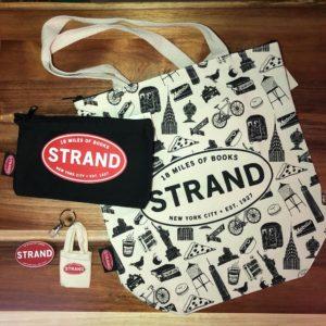 ストランドブックストアのバッグ
