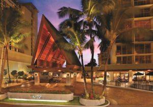 アウトリガーワイキキビーチリゾートホテル
