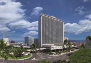 アラモアナ ホテル