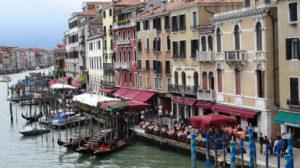 イタリア新婚旅行で1番おすすめの観光スポット 水の都ヴェネチア