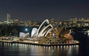 オーストラリアのおすすめ観光スポット オペラハウス