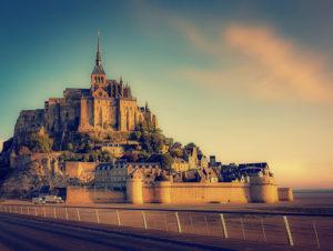 フランス新婚旅行で1番おすすめの観光スポット モンサンミッシェル