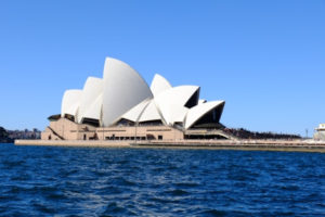 オーストラリアのおすすめ観光スポットオペラハウス