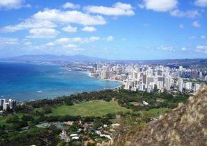 ハワイのおすすめ観光スポット ダイヤモンドヘッド