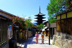 京都新婚旅行