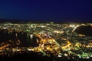 函館の見どころ