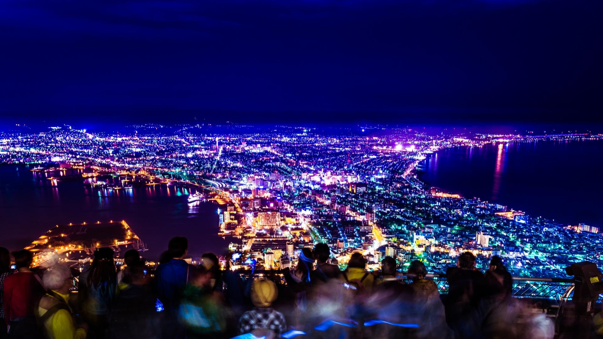 国内新婚旅行は函館の夜景がおすすめ
