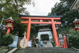 江島神社 / 湘南江ノ島