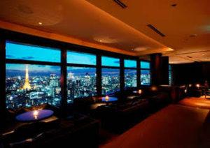 Bar&Lounge MAJESTIC / 汐留