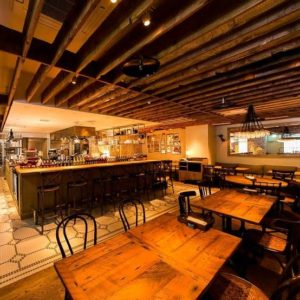 Cafe&RotisserieLACOCORICO横浜赤レンガ倉庫店
