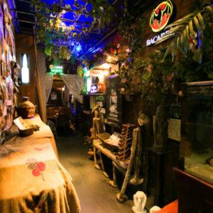 アジアンリゾー Cafe&Bar「ザ・テラス」
