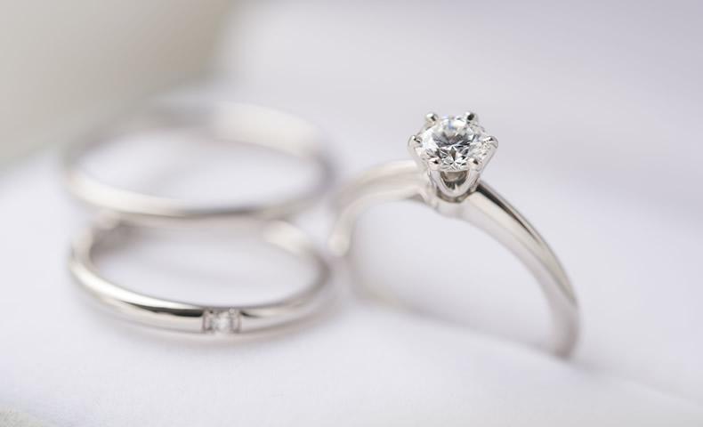 婚約・結婚指輪を探す