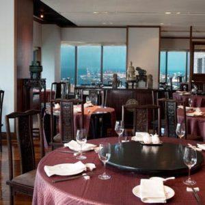 中国レストラン 蘇州 / ANAクラウンプラザホテル