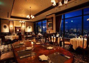 フレンチレストラン エスカーレ / ホテルモントレ大阪