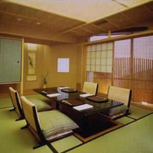千羽鶴/ホテルニューオータニ