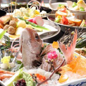 京料理鯛のたい