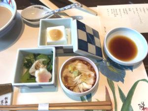 日本料理 もち月一味庵
