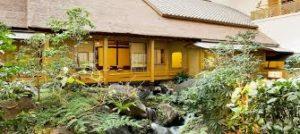 ホテル雅叙園の渡風亭